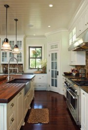Awesome Craftsman Kitchen Design Ideas Remodel (16)