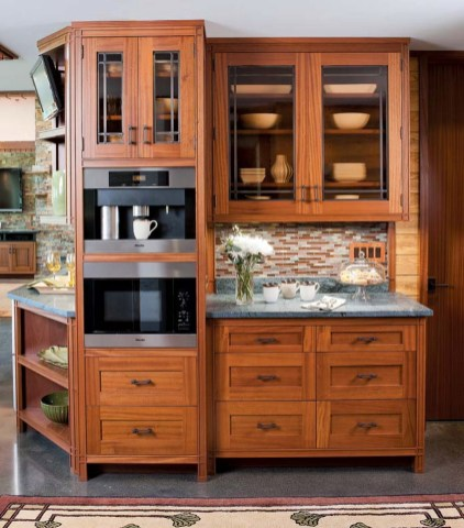 Awesome Craftsman Kitchen Design Ideas Remodel (61)