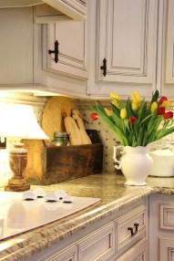 Cream Colored Kitchen Cabinet Ideas