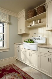 Cream Kitchen Cabinet Paint Color