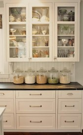 Cream Kitchen Cabinets With White Appliances (1)