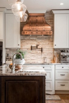 French Country Kitchen On A Budget