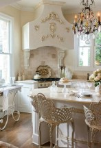 Luxury French Country Kitchen And Dining Room