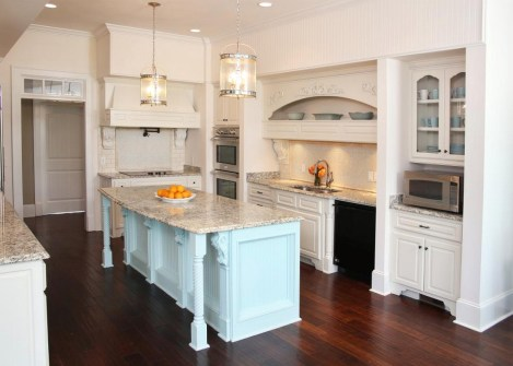 Paint Kitchen Cabinets French Country White