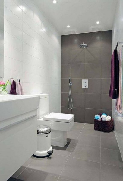 Stunning Bathroom Tiles Ideas for Small Bathrooms (22)