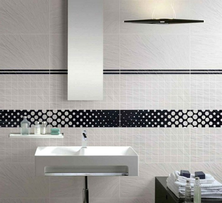 66 Attractive Bathroom Tiles Ideas for Small Bathrooms