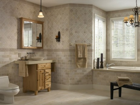Stunning Bathroom Tiles Ideas for Small Bathrooms (44)