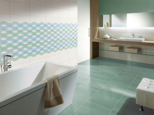 Stunning Bathroom Tiles Ideas for Small Bathrooms (46)