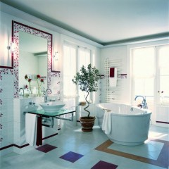 Stunning Bathroom Tiles Ideas for Small Bathrooms (50)