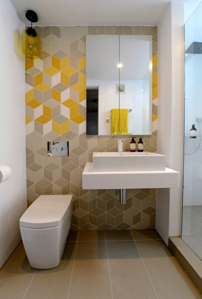 Stunning Bathroom Tiles Ideas for Small Bathrooms (64)