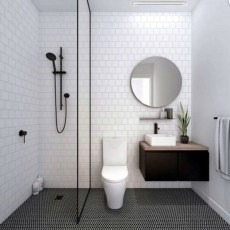Stunning Bathroom Tiles Ideas for Small Bathrooms (7)