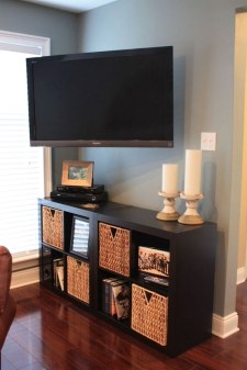 Apartment Rooms Decorating Ideas with TV