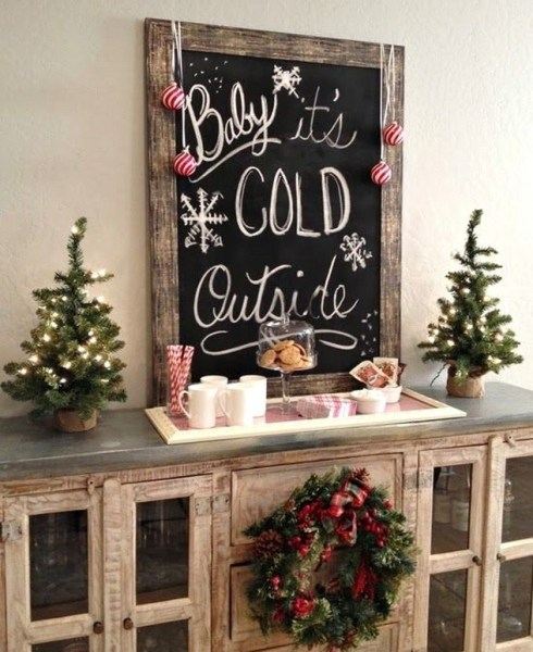 Christmas Home Decorating Ideas (13)
