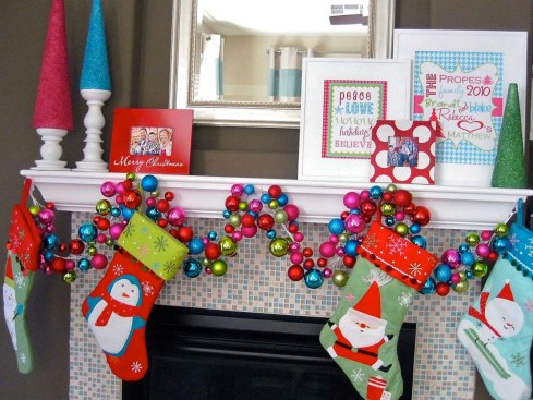 Christmas Home Decorating Ideas (37)