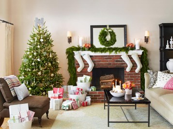 Christmas Home Decorating Ideas (38)