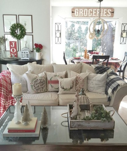 Christmas Home Decorating Ideas (40)