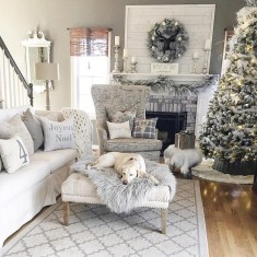 Christmas Home Decorating Ideas (41)