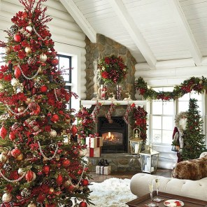 Christmas Home Decorating Ideas (43)