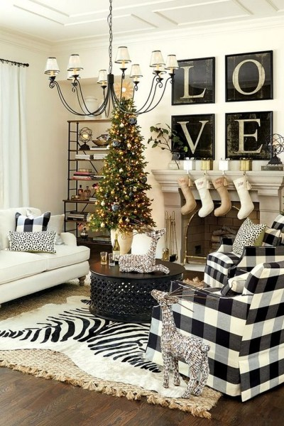 Christmas Home Decorating Ideas (44)