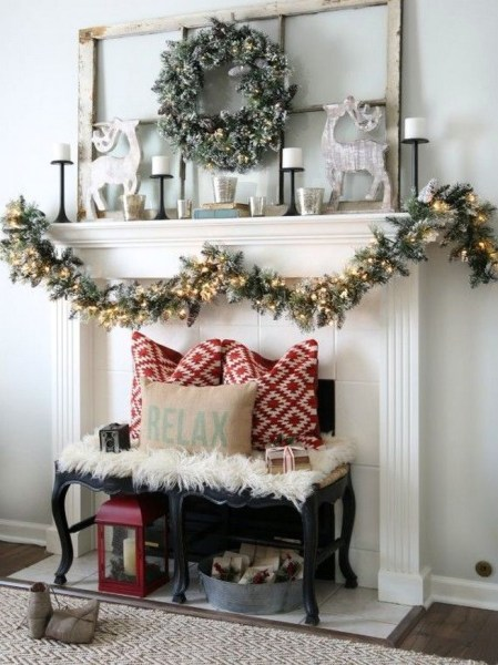 Christmas Home Decorating Ideas (54)