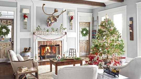 Christmas Home Decorating Ideas (64)