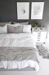 Dark Grey Bedrooms Decorating Design Ideas (14)