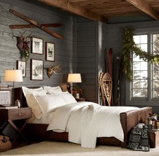 Dark Grey Bedrooms Decorating Design Ideas (19)