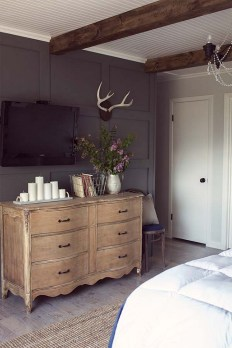 Dark Grey Bedrooms Decorating Design Ideas (25)