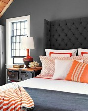 Dark Grey Bedrooms Decorating Design Ideas (3)