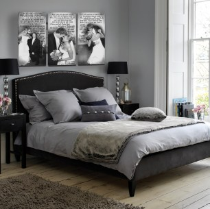 Dark Grey Bedrooms Decorating Design Ideas (32)