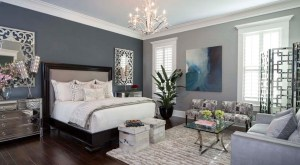 Dark Grey Bedrooms Decorating Design Ideas (40)