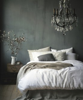 Dark Grey Bedrooms Decorating Design Ideas (5)