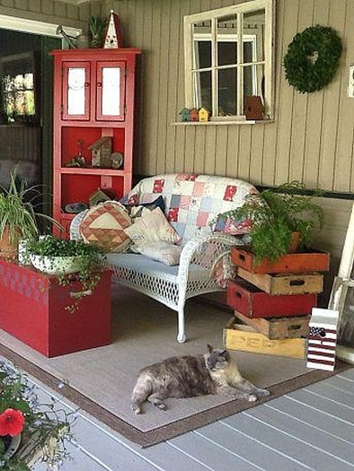 Deck Decorating Design Ideas