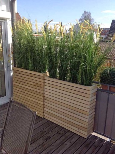 Deck Patio Decorating Ideas With Plants