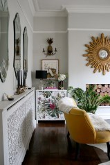 Eclectic And Quirky Living Room Decor Styling Ideas (2)