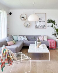 Eclectic And Quirky Living Room Decor Styling Ideas (30)