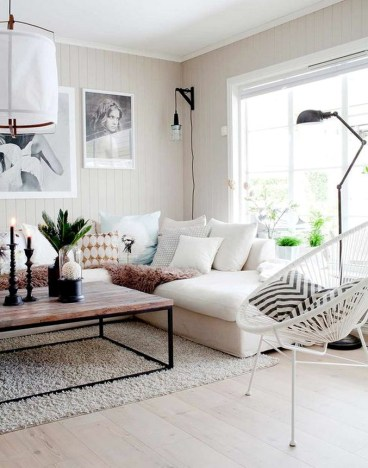 Eclectic And Quirky Living Room Decor Styling Ideas (31)