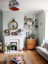 Eclectic And Quirky Living Room Decor Styling Ideas (38)
