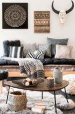 Eclectic And Quirky Living Room Decor Styling Ideas (8)