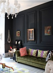 Eclectic And Quirky Living Room Decor Styling Ideas (9)