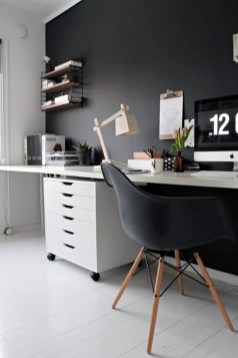 Elegant Small Home Office Decorating Ideas