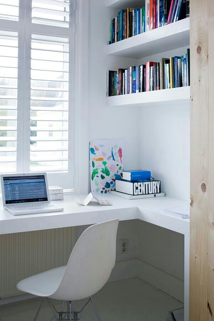 Home Office Ideas Corner Desk