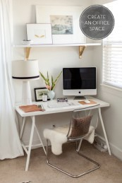 Home Office Ideas For Small Apartments