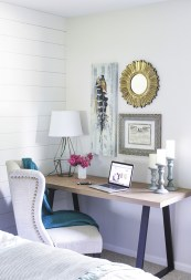 Home Office Ideas In Bedroom