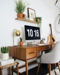 Home Office Ideas In Living Room