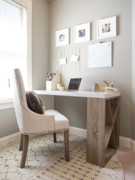 Home Office Ideas With Corner Desk