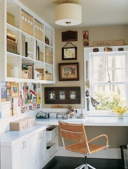Home Office Organization Ideas On A Budget