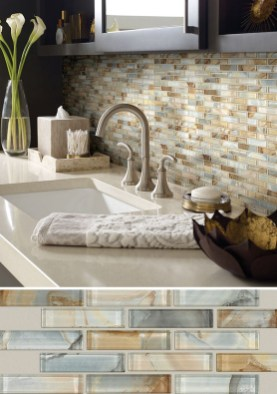 Kitchen Tile Backsplash Ideas Suitable For Your Kitchen (32)