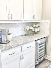 Kitchen Tile Backsplash Ideas Suitable For Your Kitchen (60)