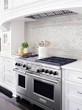 Kitchen Tile Backsplash Ideas Suitable For Your Kitchen (61)